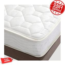 """6"""" Bunk Bed Innerspring Mattress Quilted Tight Top Heavy-gau"""